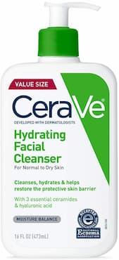 mejor limpiador piel seca