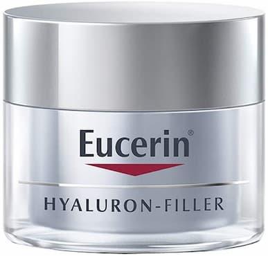 crema eucerin hyaluron filler precio