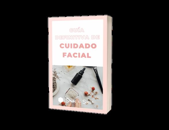 Descarga Gratis la Guía Definitiva de Rutina facial